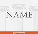 Scar�� en letras romanas